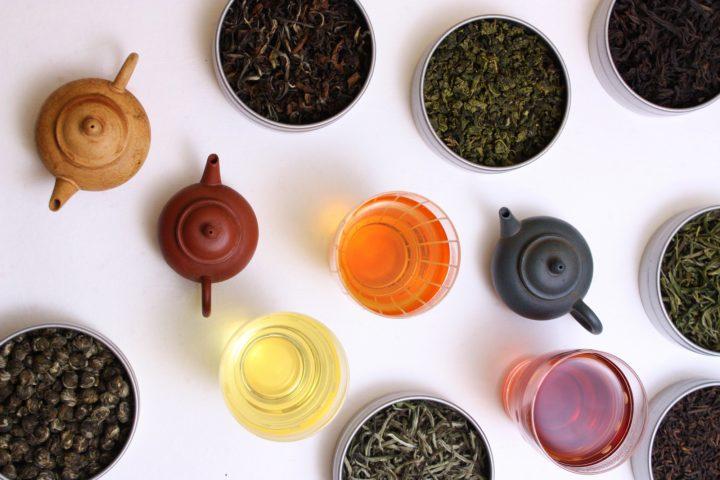 中国茶について
