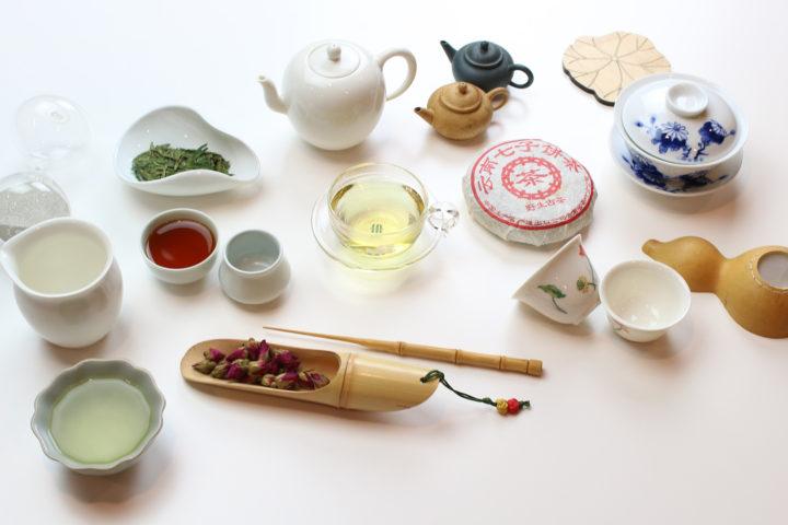 中国茶について イメージ